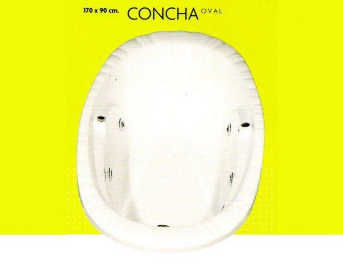 concha-oval